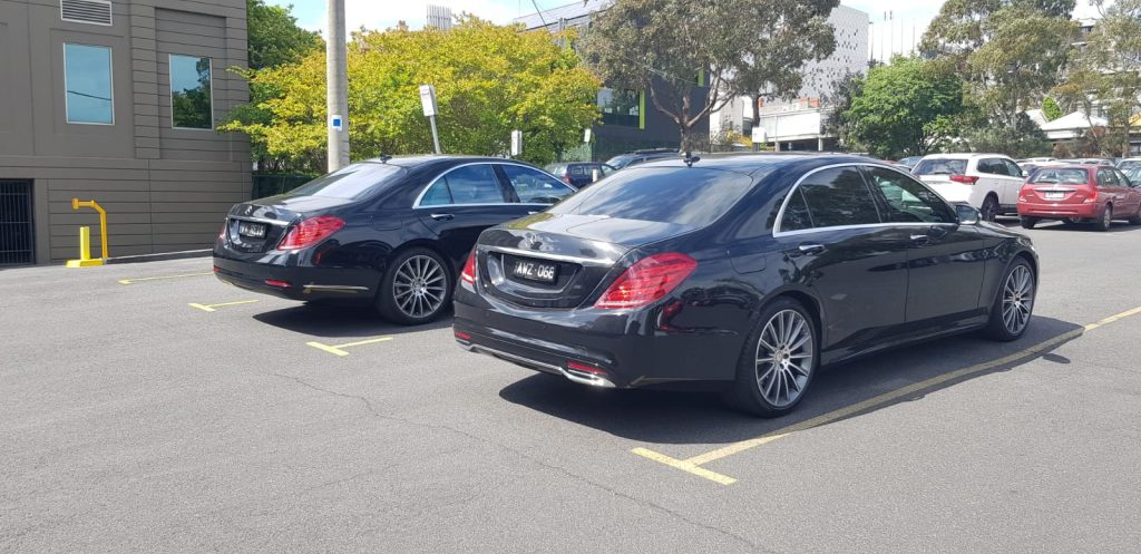 Corporate Chauffeur Melbourne limo hire